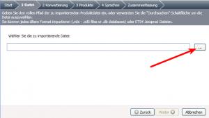 ETS4 Lite , Katalog importieren