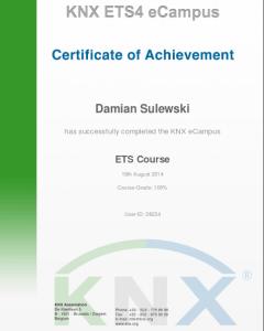 Kostenlose ETS4 Lite Version - das eCampusZertifikat