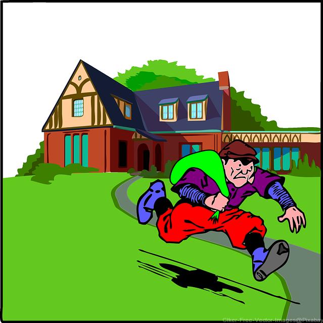 KNX-Alarmanlage gegen Einbrecher