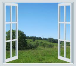 Fenster auf erkennung in einem KNX smarthome