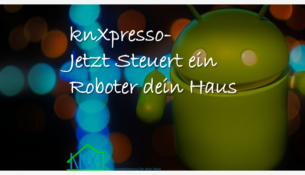 knXpresso - android App als Server