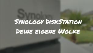 Synology DiskStation Titelbild