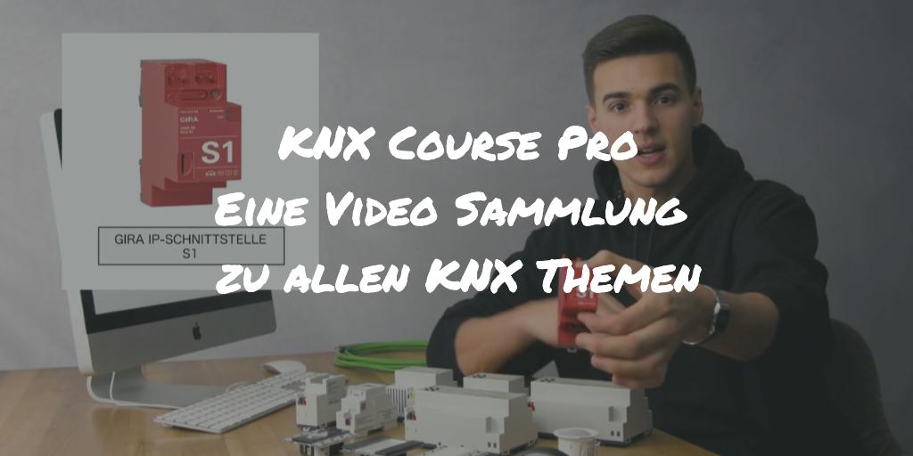 KNX Course Pro Titielbild