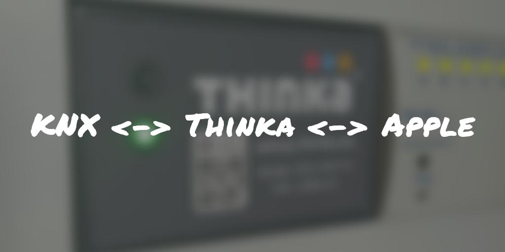 KNX Thinka Apple